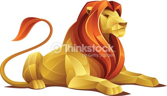 545x314 Lion Lying Down Drawing