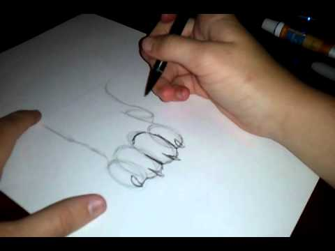 480x360 How To Draw A Lion Paw Part 1
