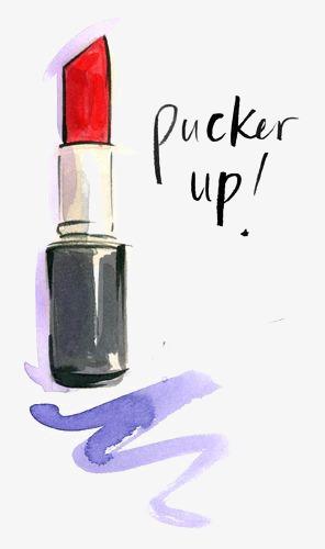 296x500 Lipstick, Drawing Lipstick, Lip Gloss, Makeup Png Image