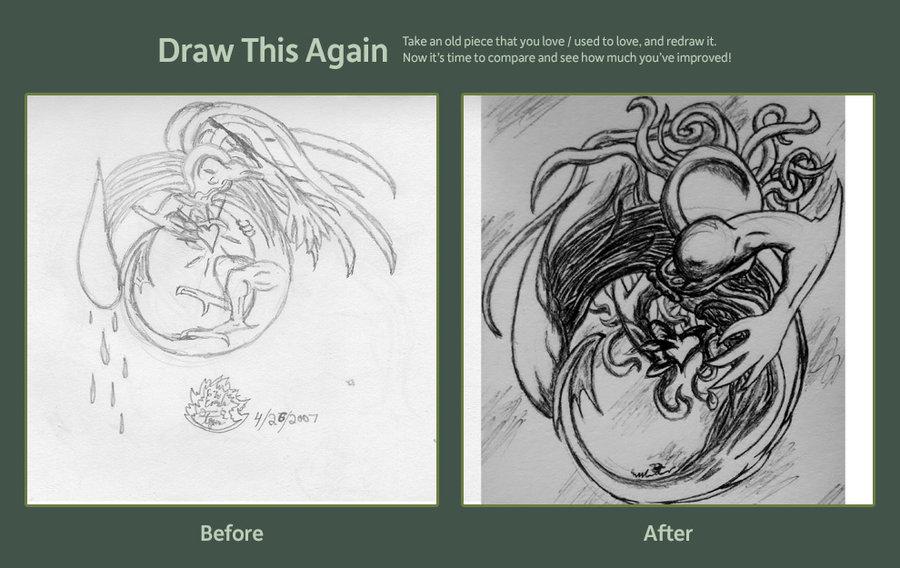 900x568 Draw This Again Liquid Metal Heart By Darkshadowmech