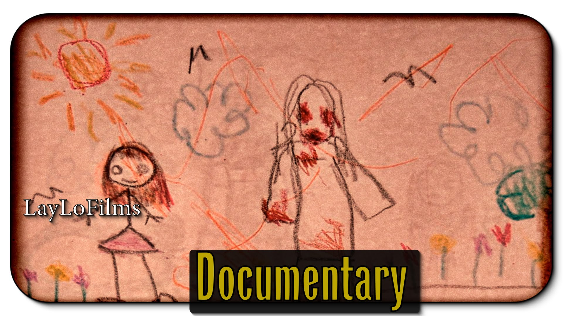 1920x1080 Disturbing Children's Drawings (The Story Of Lisa)