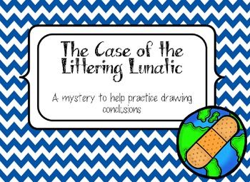 350x255 Drawing Conclusions Earth Day {The Case Of The Littering Lunatic