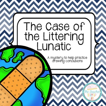 350x350 Drawing Conclusions Earth Day {The Case Of The Littering Lunatic}