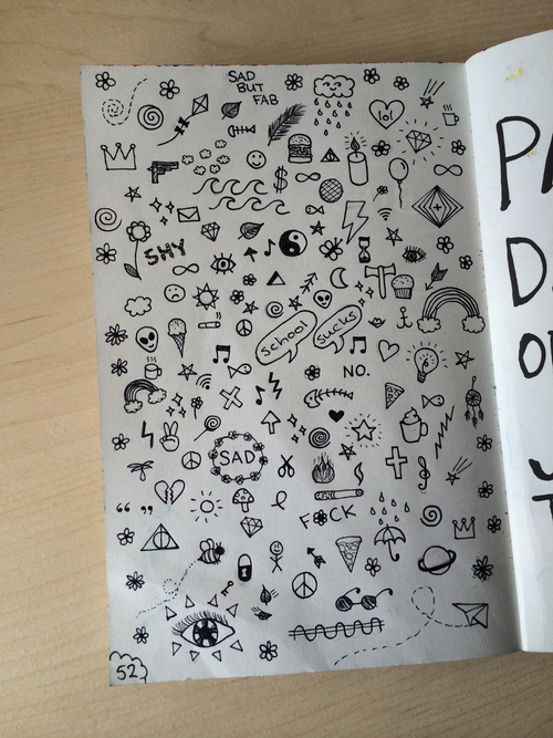 500x667 Little Drawing Of How Ur School Day Was