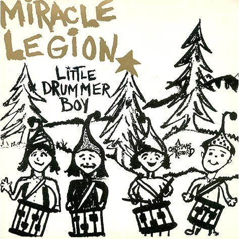 474x474 Little Drummer Boylue Christmas By Miracle Legion, Sp