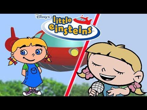 480x360 How To Draw Disney Little Einsteins Annie