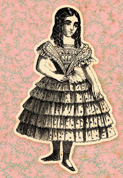 400x579 Victorian Dress Little Girl Research Victorian