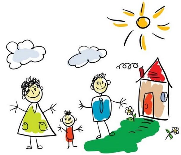 610x523 How To Interpret Kids' Drawings