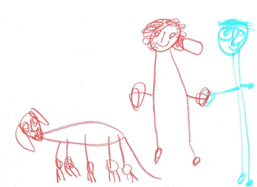 1024x744 Little Kid Drawings Little Kid Drawing