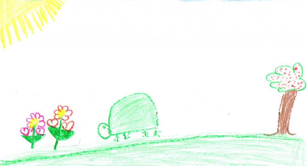 1024x554 Little Kids Drawings Little Kid Drawing