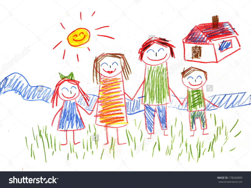 Little Kids Drawing at GetDrawings.com | Free for personal use ...