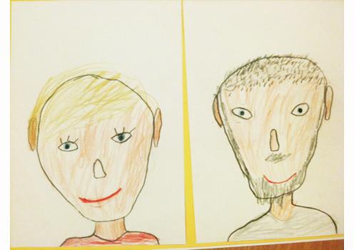 496x351 Kids Art Fine Little Day