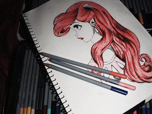 500x375 The Little Mermaid Tumblr DisneyMermaid Junk Pinterest