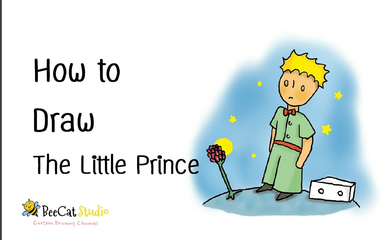 1280x800 How To Draw The Little Prince Le Petit Prince