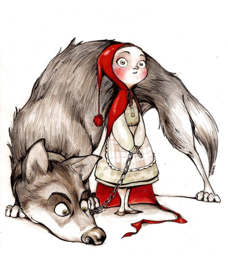 736x880 1004 Best Little Red Riding Hood Images On Little Red