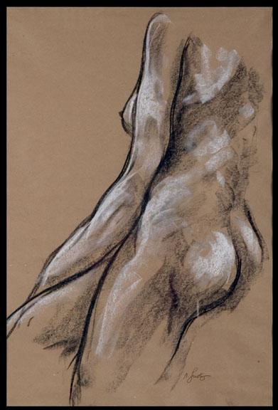 391x576 Life Drawings Steven Lustig Fine Art