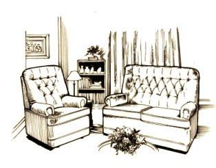 314x245 New Designs Home Interior Interior Design Drawing Living Room