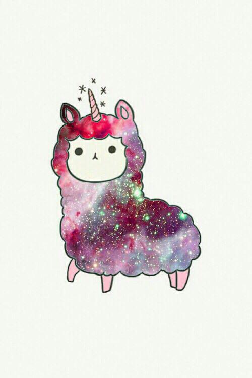 500x750 Llamacorn Happy Llama ,sad Llama Wallpapers