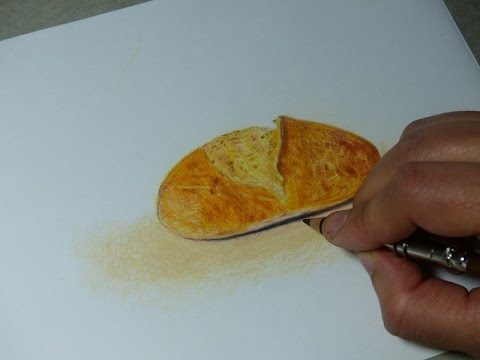 480x360 Drawing A Loaf Of Bread