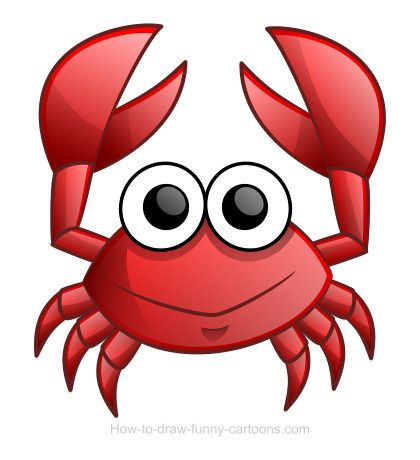 420x460 Crab Drawing (Sketching + Vector) Cartoon, Learning And Clip Art