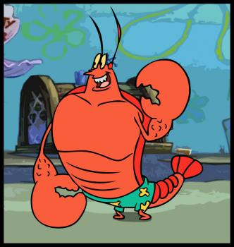 332x350 How To Draw How To Draw Larry The Lobster