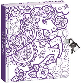 312x320 Pecoware Butterfly Diary With Lock Toys Amp Games