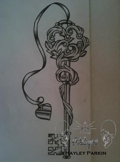 400x540 Old Key Drawing Sketching.drawings.love.lt3 Key