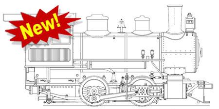 450x225 Allen Models Live Steam Locomotives, Parts And Accessories
