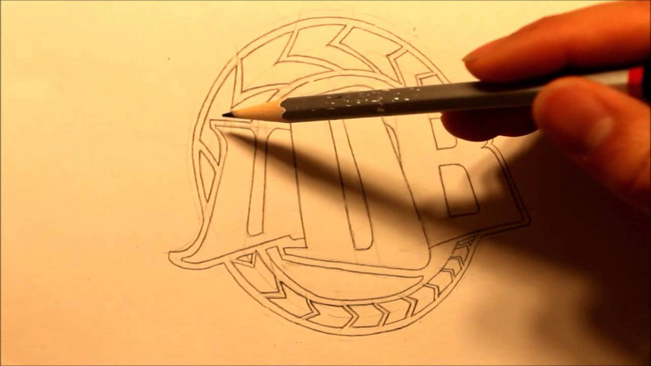 1280x720 How To Draw Logo Design Graphics Graffiti And Illustration