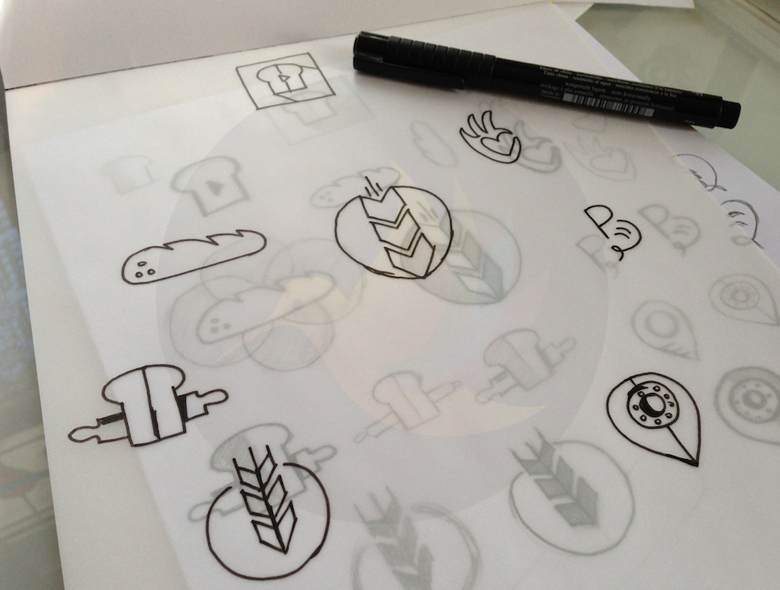 780x590 Sketching An Important Aspect Of Logo Designing
