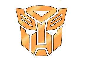 300x200 How To Draw Autobot Logo From Transformers