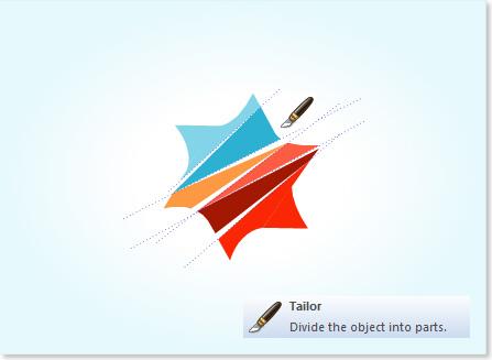 447x327 Use Drawing Tool For Logo Design Sothink Logo Maker Pro