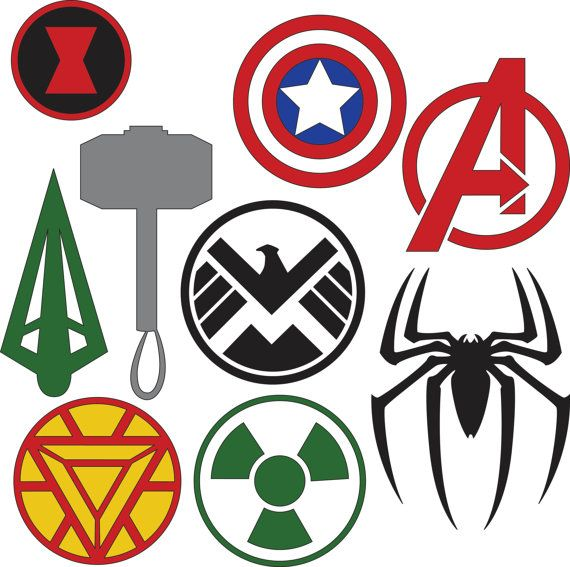 570x567 Gallery How To Draw Superheroes Logos,