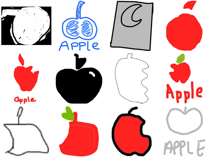 880x664 Over 150 People Tried To Draw 10 Famous Logos From Memory, And