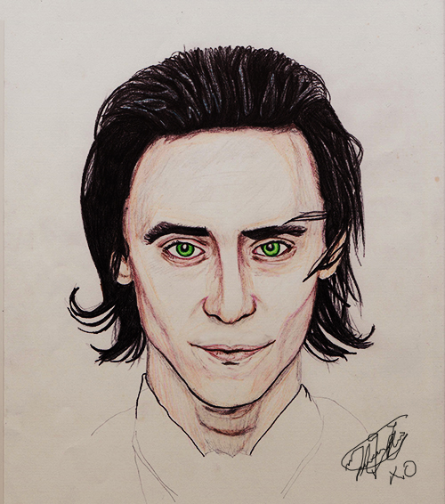 500x566 Loki Drawing By Ceci1995
