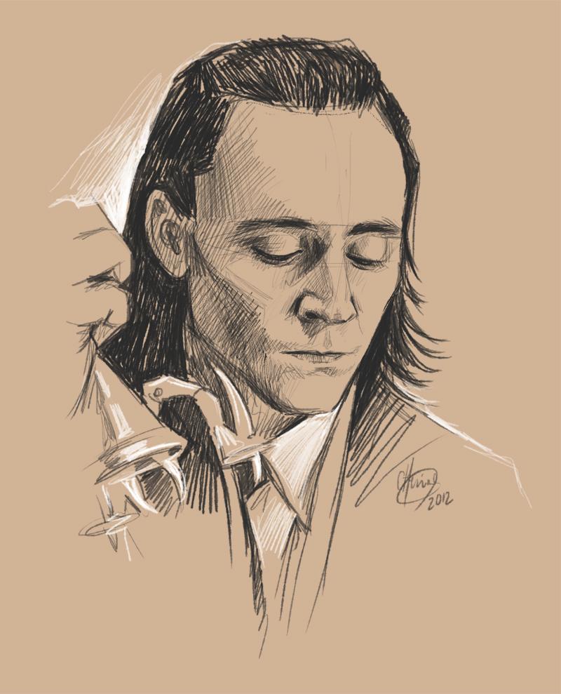 800x989 Loki Art By Loki Love