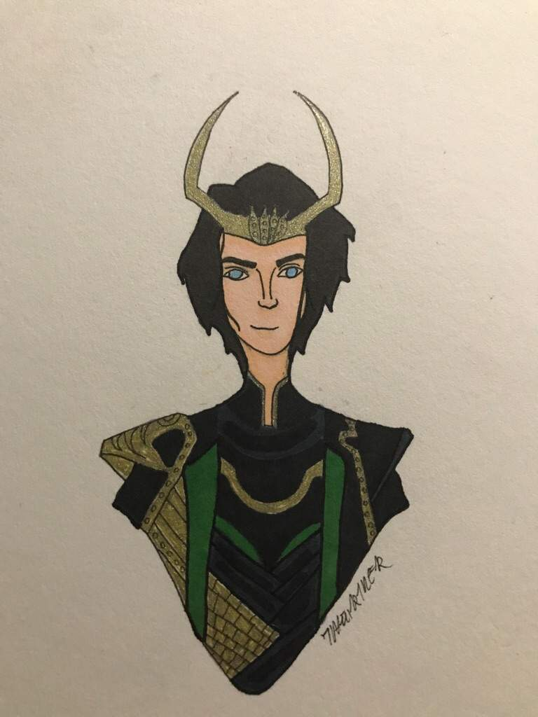 768x1024 My Teen Loki Drawing Marvel Amino
