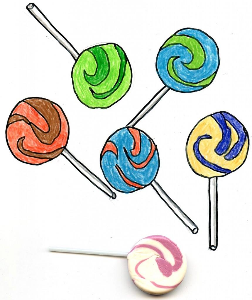 859x1024 Lollipop Drawings Drawings