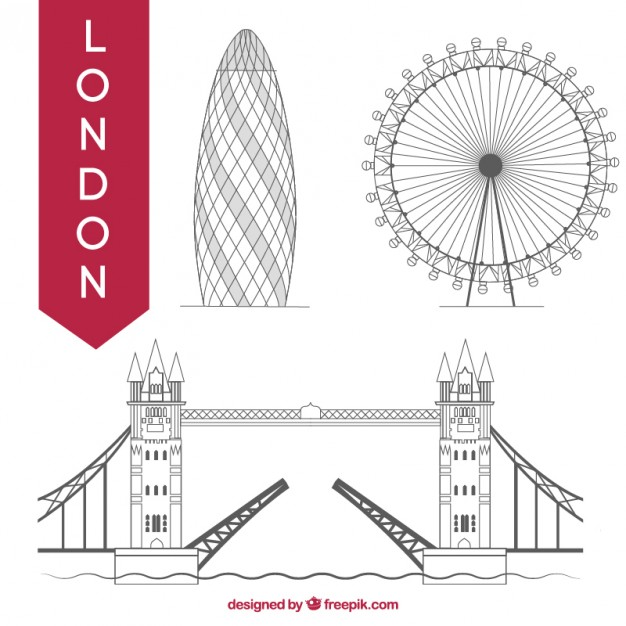 626x626 London Bridge Vectors, Photos And Psd Files Free Download