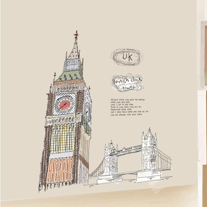 800x800 Europe, The World Famous London Clock Tower Den Continental London