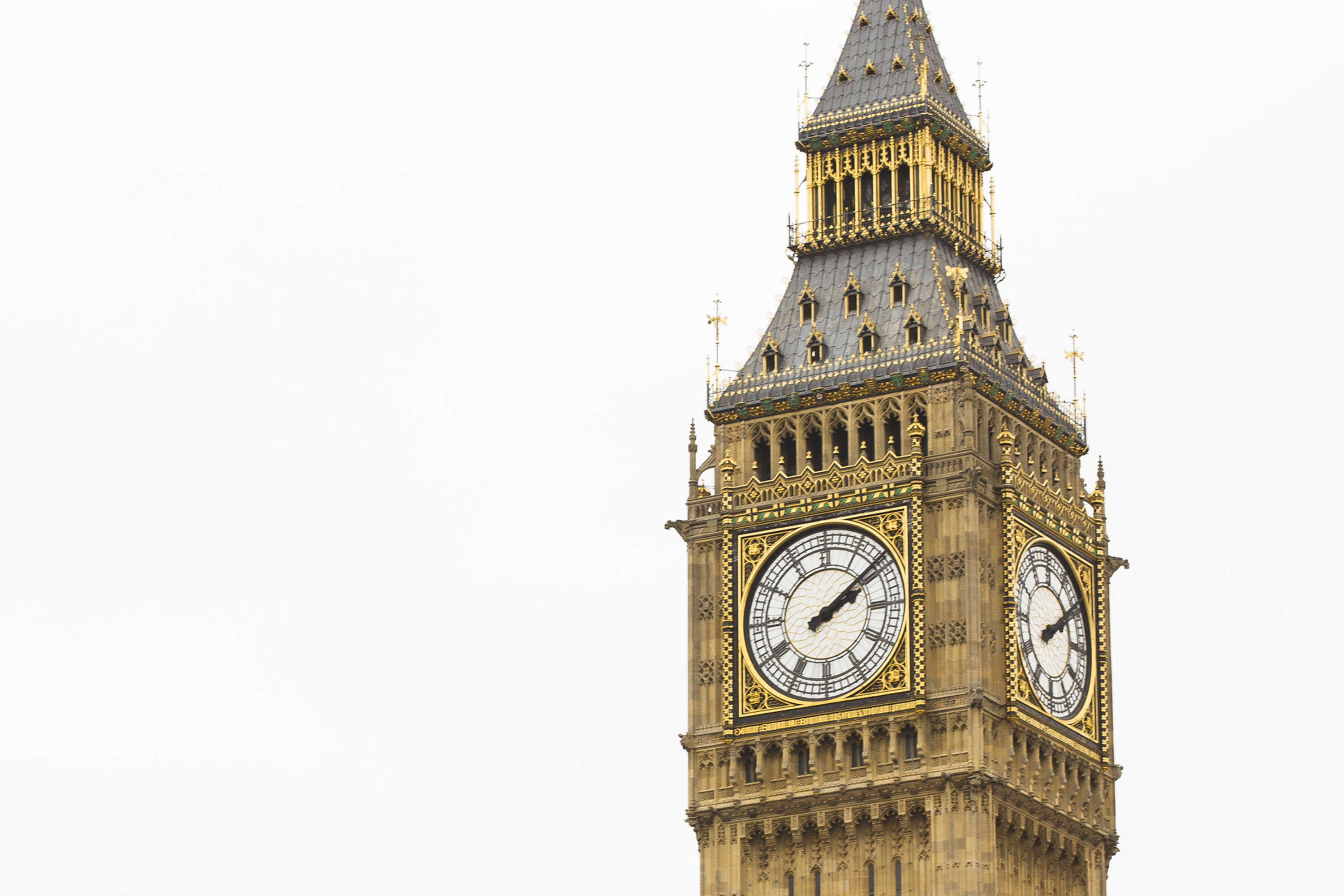 3000x2000 How To Build A Model Of Big Ben, The Clock Tower Synonym