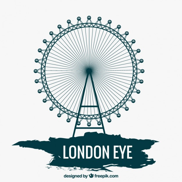 626x626 London Eye Vectors, Photos And Psd Files Free Download