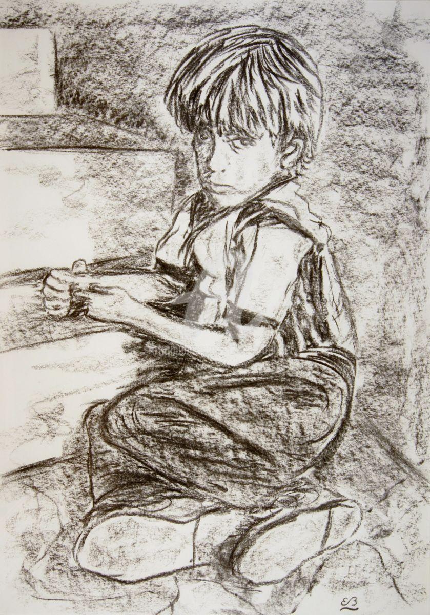 839x1200 alone sadness boy drawing alone boy in the rain pencil sketch sad
