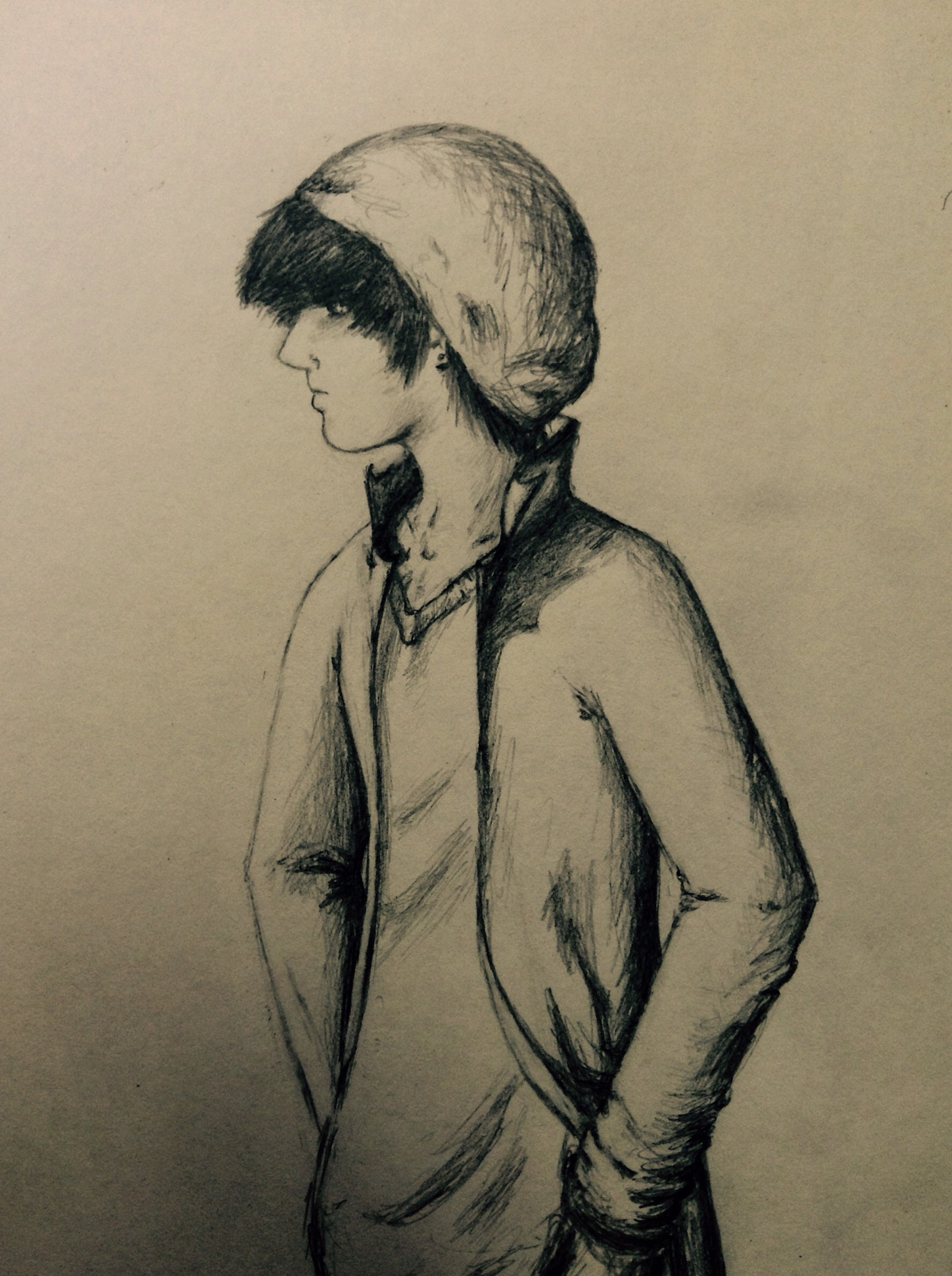 1529x2048 pencil drawings boy lonely colour pencil sketches of lonely boy