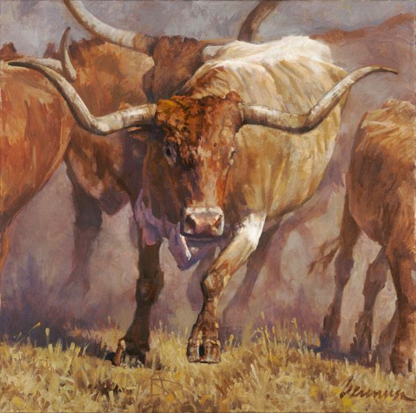 600x597 Western Art Drawings Ragan Gennusa Tex { Western Art