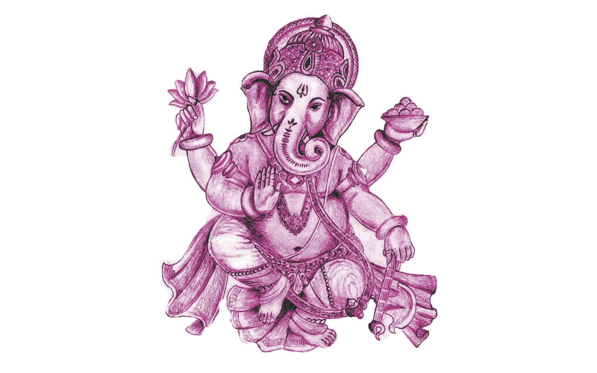 Lord Ganesh Drawing At Getdrawings Com Free For Personal Use Lord