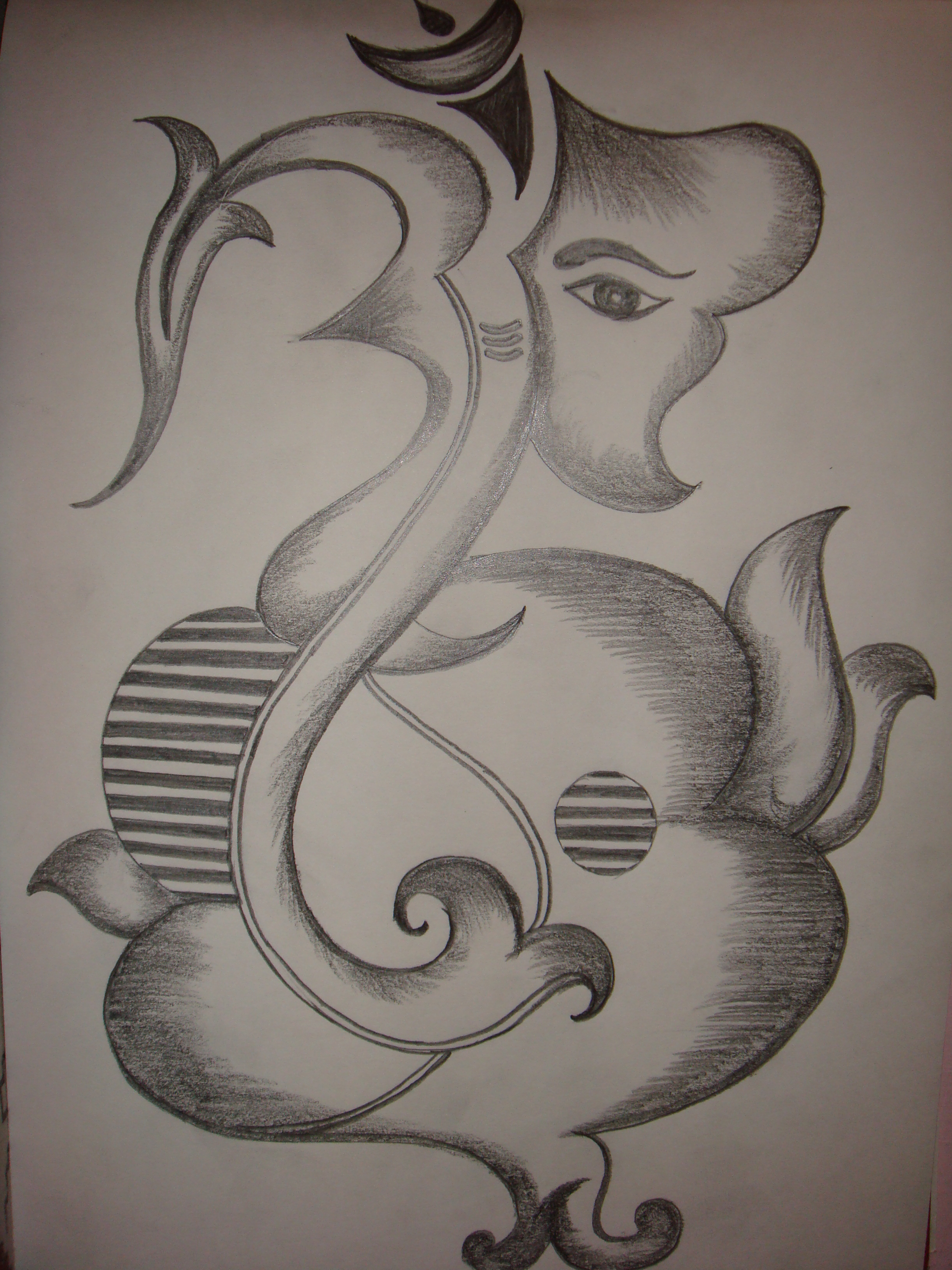 2448x3264 Images Of Simple Pencil Sketches Simple Pencil Sketches Of Ganesha