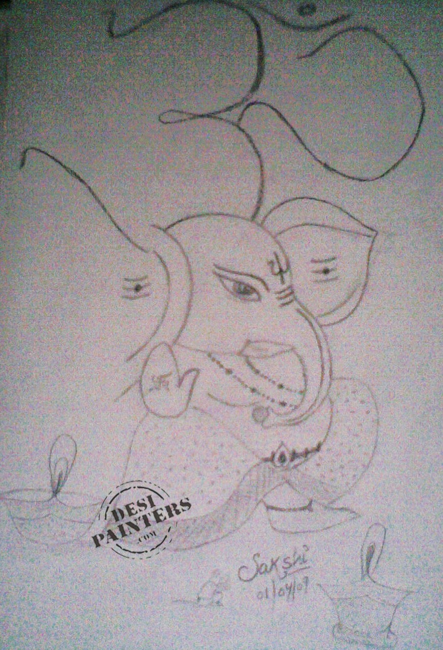 873x1280 beautiful pencil sketches ganesh lord ganesha pencil sketch