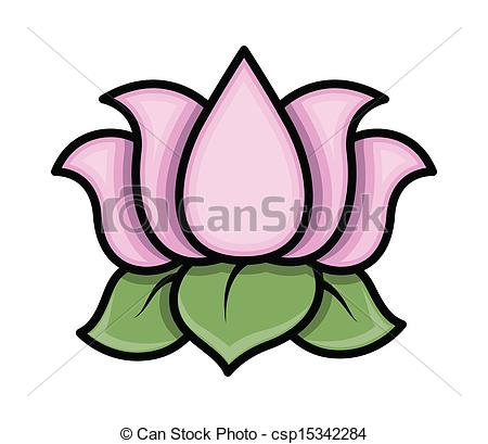 Lotus flower drawing images at getdrawings free for personal 450x409 drawing art of cartoon lotus flower vector illustration vector mightylinksfo