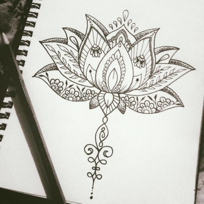 400x400 lotus design tumblr tattoos pinterest lotus design lotus
